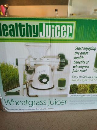 licuadora manual healthy juicer
