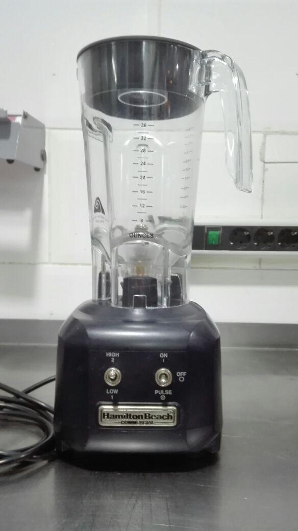 Batidora licuadora de vaso