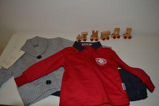 Dos conjuntos ropa talla 12