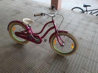 bicicleta de paseo electra cherri de 20''