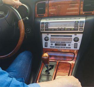 Lexus SC 2004