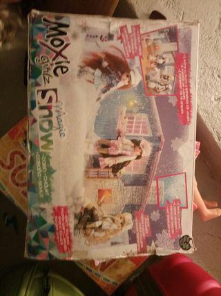 "Casa de muñecas ""Moxie Girls"" snow magic"