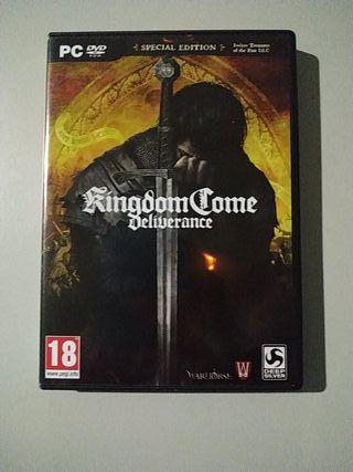 KingdomCome Deliverance