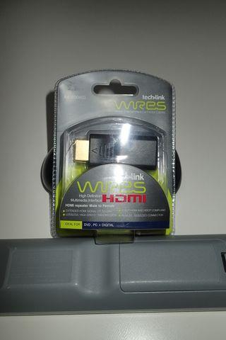 Amplificador de señal HDMI
