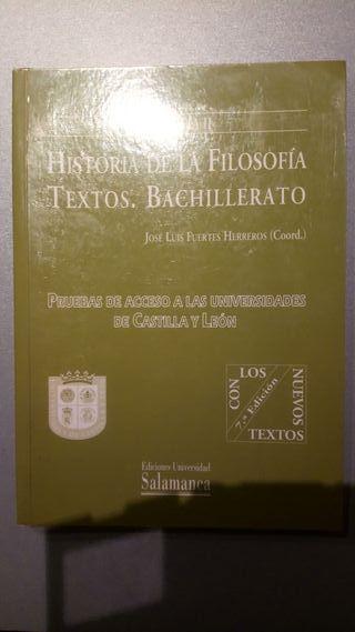 Libro filosofía