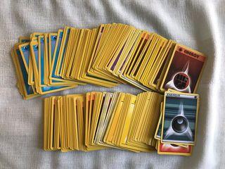 LOTE 265 CARTAS POKEMON ENERGIA