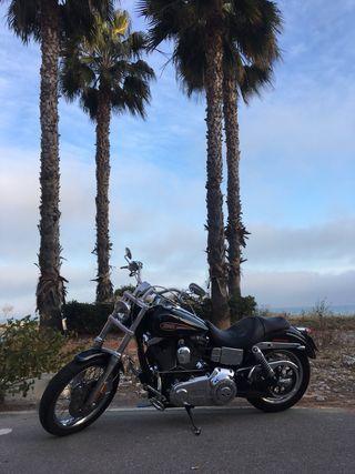 Harley Davidson Dyna Low Rider 2007