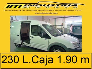 FORD TRANSIT CONNECT Van 1.8 TDCi 90cv Base 230 L, 90cv, 4p