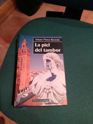 Libro Pérez_Reverte