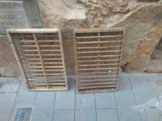 escurrideros de secado muy antiguas