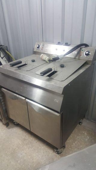 freidora industrial electrica