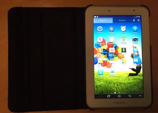 Tablet galaxy tab 2 wifi