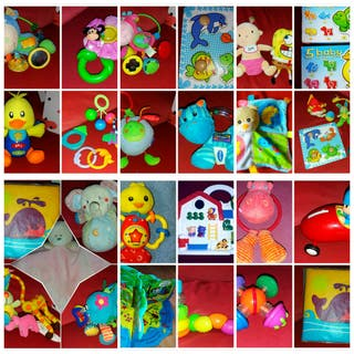 juguetes infantiles bebe 0 a 3 años