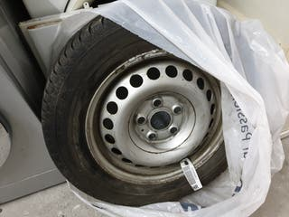 4 ruedas volkswagen Transporter T5