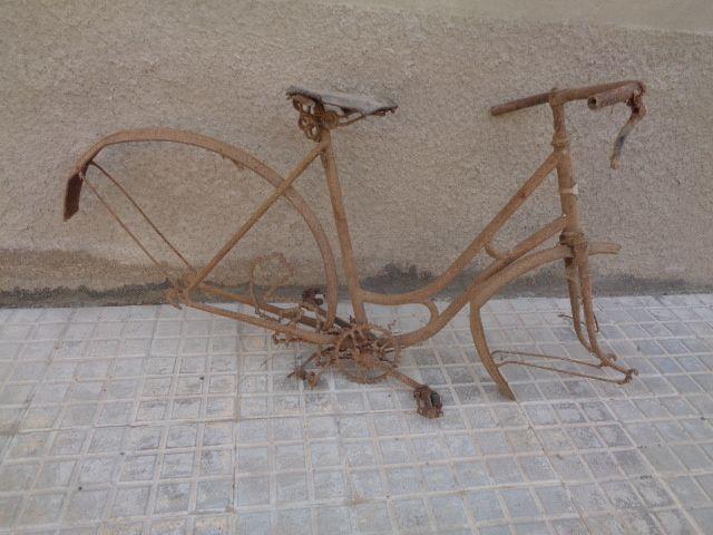 Cuadro Bicicleta wonder