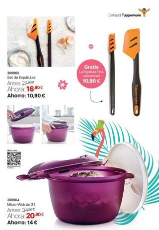 Productos s Tupperware
