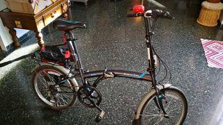 bicicleta plegable Dahon SUV