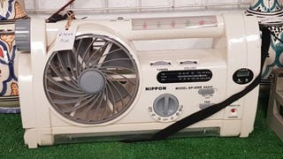 radio antiguo Nippon