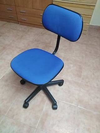 silla de escritorio ordenador