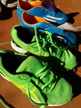 lote Zapatillas talla 32