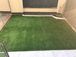 Reforma y acondicionamiento de patios y jardines.