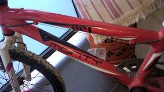 Vendo una bicicleta bmx