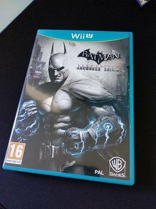 Batman Arkham City - Armoured Edition - Wii U