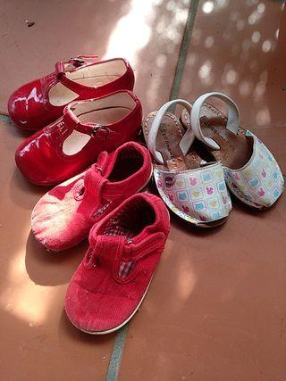 lote zapatos talla 23_24