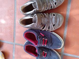 lote zapatillas talla 29