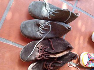 lote botas talla 31