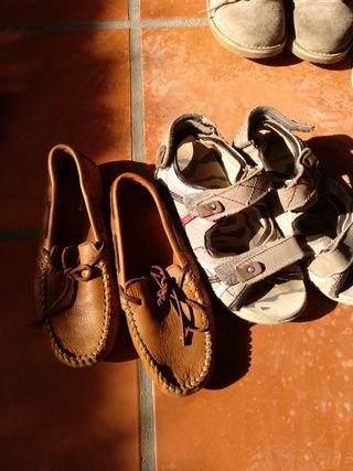 lote zapatos talla 32