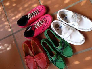 lote zapatos talla 33
