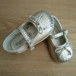 zapatos Titanitos T. 20