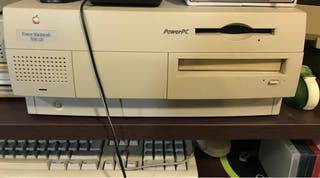 Macintosh 7600/120 . Año 1996