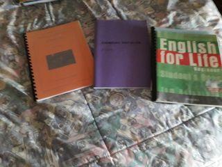 vendo libros de texto.
