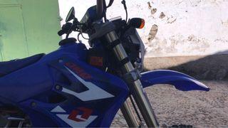 Yamaha WRF 450 modelo 2004 de origen itv al dia