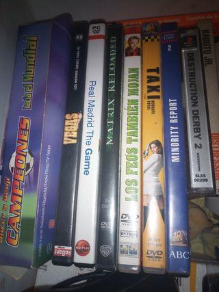 Juegos PC y Peliculas