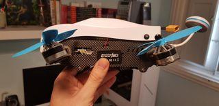 Drone Eachine racer 180 + gafas FPV + Emisora