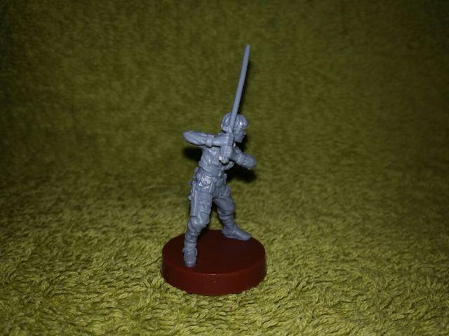 Figura Luke Skywalker Jedi. Star Wars