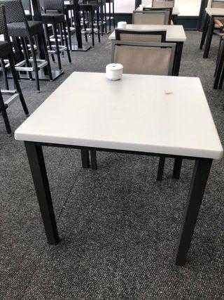 Mesas hostelería - terraza - bar