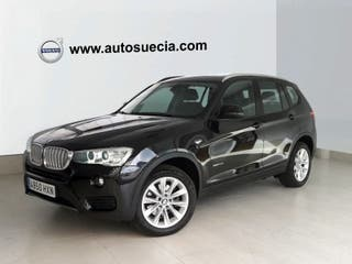BMW X3 3.0D xdrive Auto (258cv)