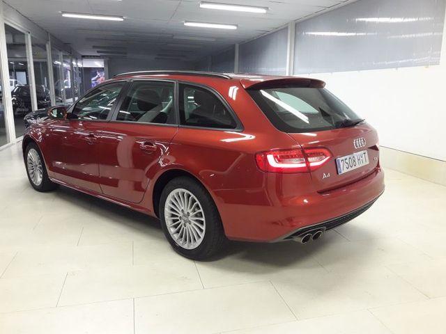 Audi A4 Avant Sline 2.0Tdi 190CV