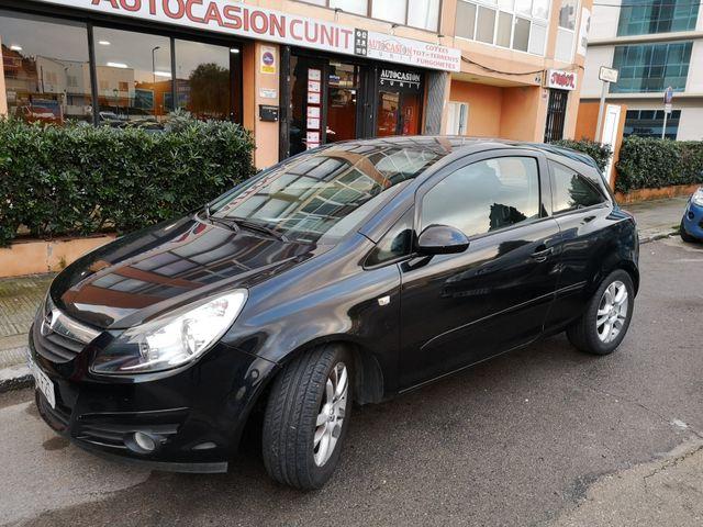 Opel Corsa sport diesel pocos km 2008
