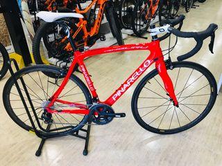 Bicicleta carretera Pinarello Angliru talla 52