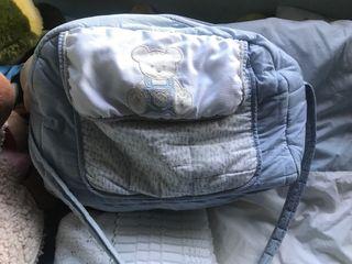 Bolsa bebé osito