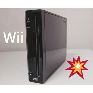 Nintendo WII + Mando * Consola *