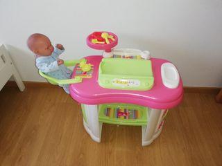 Centro de cuidados del bebé. Urge