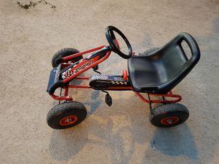 Car pedales