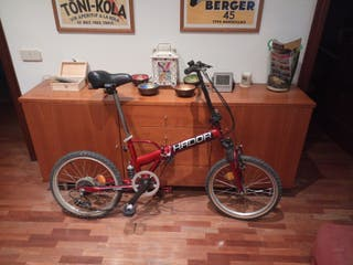 Bicicleta Hador Plegable