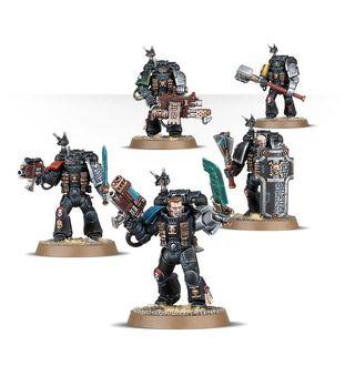 Escuadra de Deathwatch Killteam